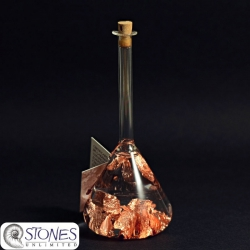 "Copper-Bottle, ""Longneck"""